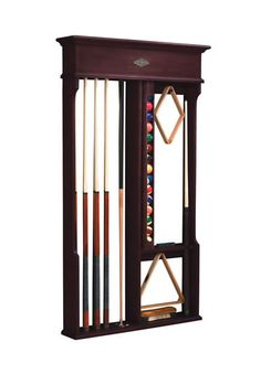 Silver Billiards Accessories Pool Cue Stand Holder Queue Holder For 6 Cue