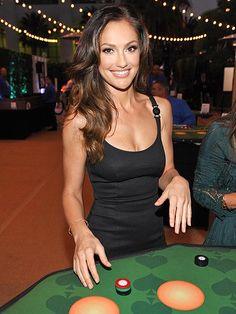 THE GAMBLER photo | Minka Kelly Ileana Harper - little black dress
