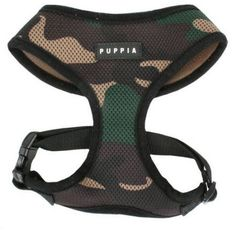 114242 Harness, Soft Camo, XS, Assorted
