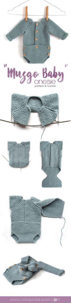 Aprende a tejer un sencillo y