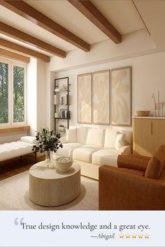Best Home Interior Design, Contemporary Interior Design, Interior Design Services, Home Living Room, Living Room Decor, Living Spaces, Diy Home, Home Decor, Palette