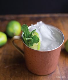 Make this Easy Cocktail at Home: The Moscow Mule