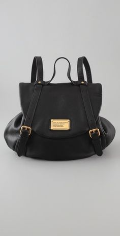Marc by Marc Jacobs  Classic Q Backpack $485