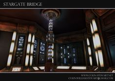Stargate Universe Bridge 3 by Elith2