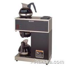 Coffee Brewer, 2 Warmers #coffeebrewer