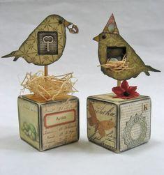 @K. Batsel ~adorable birds