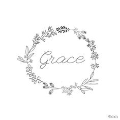 grace: Gods empowerment