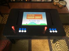 Make An Arcade Playing Coffee Table For Two Using @Raspberry_Pi #piday #raspberrypi « Adafruit Industries – Makers, hackers, artists, designers and engineers!