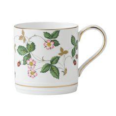 Wedgwood Wild Strawberry Mug | Wedgwood® Official US Site