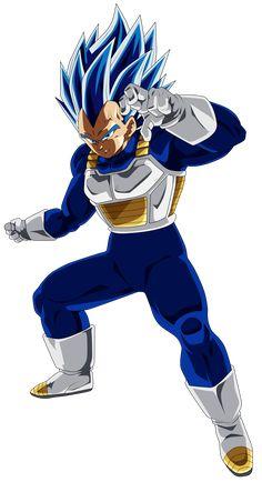 Vegeta Super Saiyan Blue Evolution by ChronoFz on DeviantArt Dragon Ball Z, Dragon Ball Image, Blue Dragon, Vegeta Ssj Blue, Goku Vs, Super Vegeta, Dbz Characters, Naruto, Son Goku
