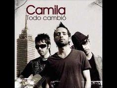 Abrázame (Camila)