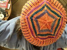 A simple intro to two color brioche stitch hat!