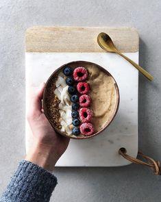 Smoothie Bowl, Smoothies, Smoothie Drinks, Breakfast Desayunos, Breakfast Ideas, Healthy Desayunos, Snack, Healthy Lifestyle, Recipes
