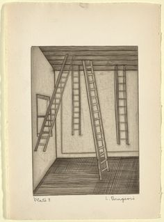 Louise Bourgeois: No Exit