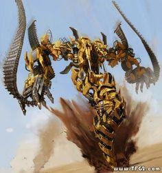 Transformers 3 - Transformers & Robot modes