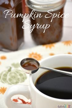 This homemade Pumpkin Spice Syrup recipe is just what you've been looking for - that spicy, pumpkin-y, orange-y sweetness that practically screams fall. It's the best of Autumns' flavors in every delectable spoonful! Dairy Free Thanksgiving Recipes, Thanksgiving Ideas, Pumpkin Recipes, Fall Recipes, Fun Desserts, Dessert Ideas, Marijuana Recipes, Pumpkin Spice Syrup, Mashed Sweet Potatoes