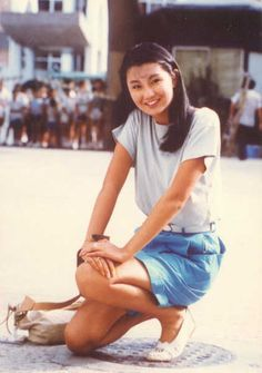 90s Fashion, Daily Fashion, Maggie Cheung, Female Dragon, Asian Street Style, Look At The Sky, Chinese Actress, Actor Model, Asian Actors