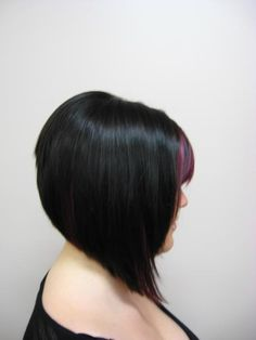 stacked bob haircut  www.colortrendshairsalon.com