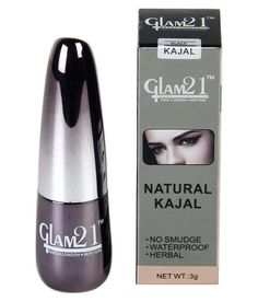 https://flic.kr/p/R9N29b | #Glam 21 #Natural #Kajal Pack of 1 | #Glam 21 #Natural #Kajal Pack of 1 #Rs190.00  #Glam21 ACCENTUATE THE BEAUTY OF YOUR EYES WITH THE KAJAL. THIS #DERMATOLOGICALLY TESTED KAJAL  IS JUST WHAT YOU NEED FOR COMPLETING YOUR EYE MAKEUP OR CARRYING A SIMPLE, ONLY-KAJAL LOOK. IT'S A #SMUDGE PROOF, WATER PROOF #KAJAL AND CAN ADD  THE DRAMATIC AND #GLAMOROUS LOOK TO YOUR #EYES.   its #make ur #glame & #bold personality. It offers beauty and #wellness products for #wome...
