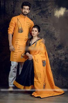 Indian Wedding Clothes For Men, Wedding Dress Men, Indian Men Fashion, Indian Fashion Dresses, Navratri Dress, Gents Kurta, Kurta Patterns, Mens Kurta Designs, Matching Couple Outfits