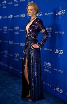 Nicole Kidman - best dressed celebrities this week: 11 january