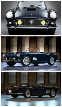 10 of the most Expensive Cars ever Sold! Oh My! This 1959 Ferrari 250GT California sold for $8,500,000 at RM Sotheby's. Click to see more droolworthy classic cars