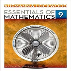 Essentials of organizational behavior 12th edition books are essentials of mathematics an applied approach 9th edition by aufmann and lockwood test bank fandeluxe Gallery