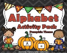 Alphabet Activity Pack is a great way to introduce or reinforce the alphabet. Your students will write, match, identify, and color as they practice and demonstrate their mastery of  the alphabet. This pack can be used for Whole Group, Small Group, Centers or for your fast finishers.