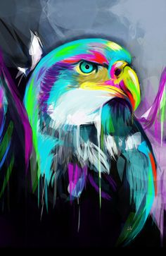 Eagle ~ Lily Perthuis
