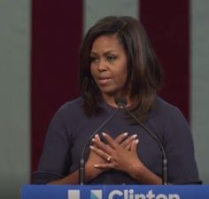 FLOTUS' Powerful Words on Sexual Assault: This is Not Normal. This is Disgraceful. [VIDEO] Updated.