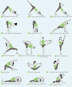 16-Pose Sequence to Help You Progress in Compass Pose | Jason Crandell Vinyasa Yoga Method
