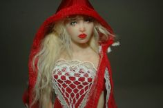 My red riding hood... Don't touch my little wolf ♡♡♡