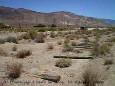 Coyote Mountain And Salty Peterson Mine Ca Gold Mines