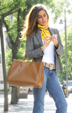#streetstyle   #pradabag   #fashion   #style   #workingoutfit.  A classic working outfit.  The Highville