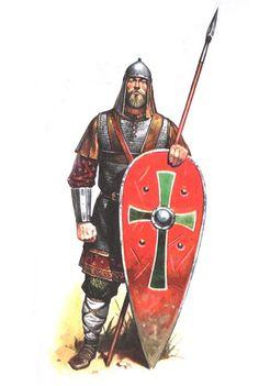 warrior of King Boleslav the Brave - first king of Poland;woje bolesława chrobrego - Szukaj w Google