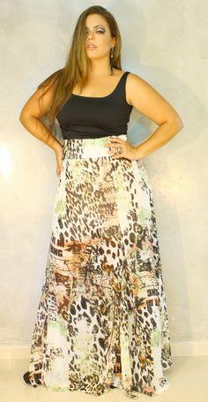 La Mafe Moda Plus Size - Primavera / Verão 2013