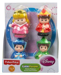 140e4045e7f Fisher-Price Little People Disney Aurora and Friends  Amazon.ca  Toys  amp