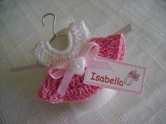 souvenir tejidos a crochet para baby shower - Buscar con Google