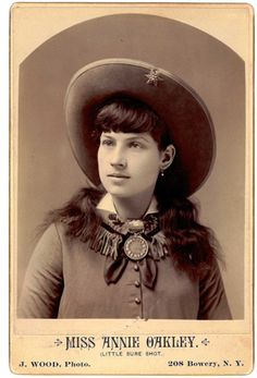 Best Of The West 2012 Readers' Pick: Annie Oakley