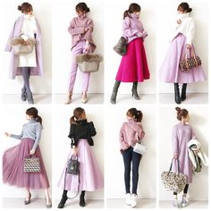 Pin on Work Outfit Tokyo Fashion, India Fashion, Kpop Fashion, Cute Fashion, Vintage Fashion, Fashion Outfits, Womens Fashion, Asian Fashion, Fashion Styles