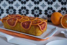 Innamorarsi in cucina: Plumcake all'arancia rossa