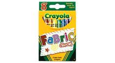 Crayola® Fabric Crayons