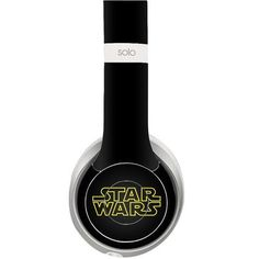 Star Wars decal for Monster Beats Solo 2 wireless headphones - Decal Design