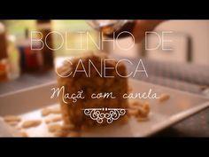 Bolo de maçã com canela sem açúcar e sem farinha: receita de 10 minutos - Bolsa de Mulher