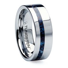 Dinosaur Bone - Tungsten ring, it says it's a wedding ring, but I'm thinking it could be a really awesome but expensive gift :P