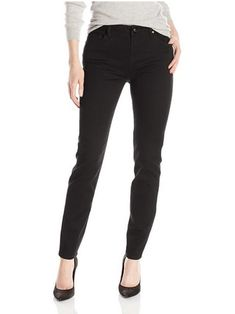 Tribal Women's Dream Jean 5 Pocket Skinny Jegging, Midnight, This dream jean is made of our soft touch stretch denim. Tall Jeans, Black Jeans, Clothing For Tall Women, Clothes For Women, Tribal Women, Stretch Denim, Jeggings, Active Wear, Skinny Jeans