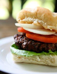 Burgers, because nothing beats a good burger