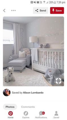 Baby Girl Nursery Room İdeas 691443349017874222 - Chambre bebe Source by magali_point