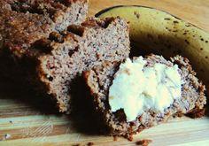 Grain-Free Organic Coconut Flour Banana Bread