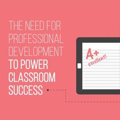 There is a critical need for professional development programs to assist teachers in the transition to digital learning and teaching. More than 90 percent of teachers believe that up-to-date training on using technology in the classroom is important to achieve success.